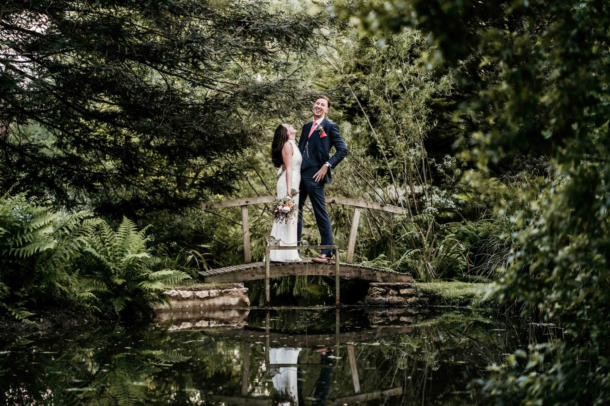 wedding photographer pendennis castle